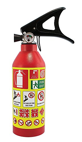 11 Fire Extinguisher Security Container