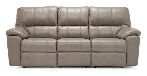 Sidney 41076 Sofa Recliner, Classic - Ottoman Plush Sable