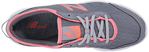 New Balance Womens Ww511bb1 Walking Shoe Grigio / Rosa