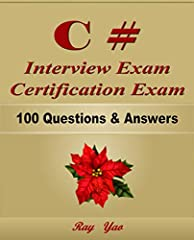 About this book:This book includes 100 C# questions and answers, which can help you:Pass the interview examPass the engineer certification examPass the college examPass all C# programming language examsTable of ContentsC# 100   Questions &amp...