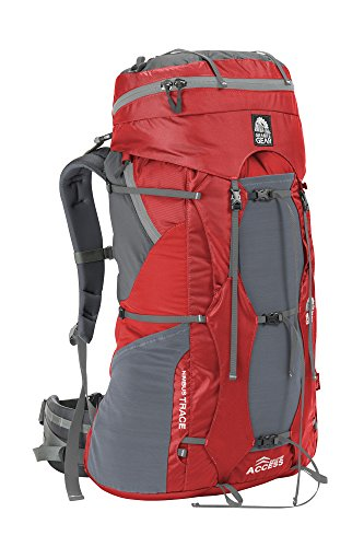 Cheap Granite Gear Nimbus Trace Access 60 Backpack – Red/Moonmist Regular Torso