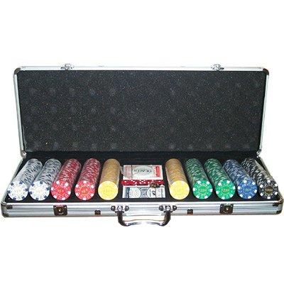 PokerShop.it Set completo 500 Fiches 11, 5 Gr. Texas Hold'Em 5 Gr. Texas Hold' Em