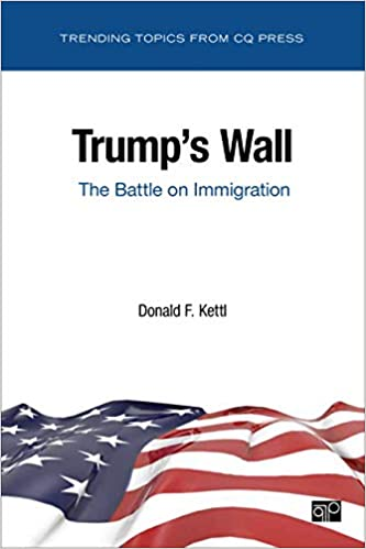 Amazoncom Trumps Wall The Battle On Immigration Trending Topics