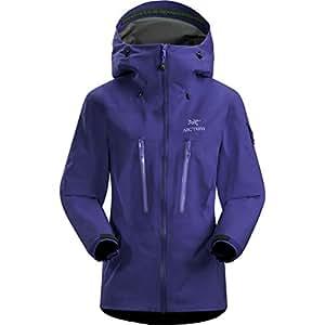 Arc'Teryx Women's Alpha SV Jacket - Azulene - XS