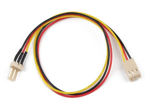 Rosewill 12-Inch Fan Power Supply Cable