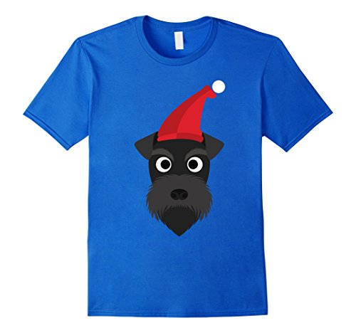 Mens Kerry blue terrier ugly christmas gifts dog lover t shirt Medium Royal Blue