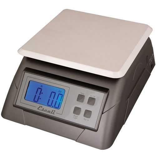 Escali 136KP Alimento NSF Listed Digital Scale, 13 Lb / 6 Kg (Food Escali Scale Primo)