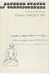 Altered States of Consciousness: A Book of Readings Hardcover