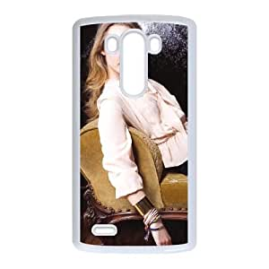 LG G3 Phone Cases White Ronan EXS571261