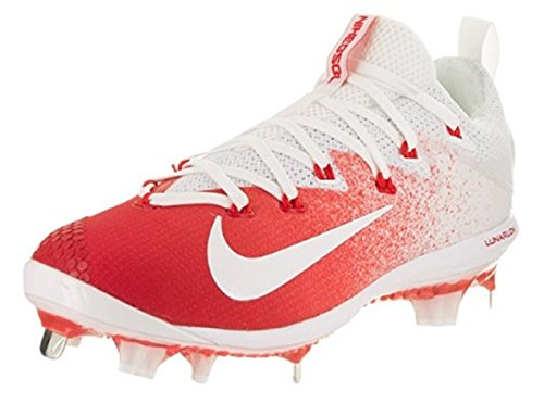 Baseball Men's White Crimson Vapor Cleat Elite Ultrafly NIKE Lunar Red ZgUqXq