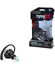 MukikiM SpyX / Micro Super Ear - Spy Toy Listening Device with Over-the-Ear Design. A Perfect hands free addition for your spy gear collection!