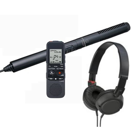 spy-maxセキュリティサウンドPro IIIオーディオ監視Shotgun Microphone by spy-max   B00JOUSLCQ