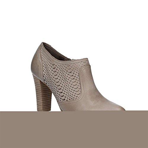 GRACE Femmes Boots GRACE SHOES Talons à Gris 3451547 SHOES 4qqxCgfw