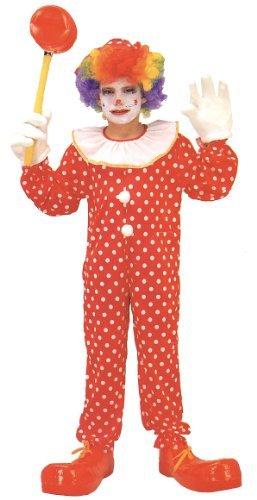 Deluxe Clown Kostüm, Kind von RG Kostüme