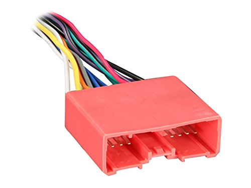 Metra Electronics 70-7903 Wiring Harness for 2001-Up Mazda Vehicles - Harness Metra Electronics