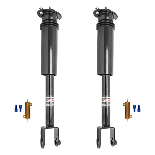 (Suncore 155G-12-R Passive Suspension Conversion Kit Incl. Rear Gas Shocks Passive Suspension Conversion Kit)