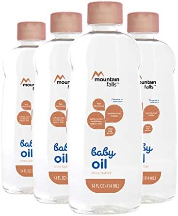 Baby Oil: Mountain Falls Baby Oil
