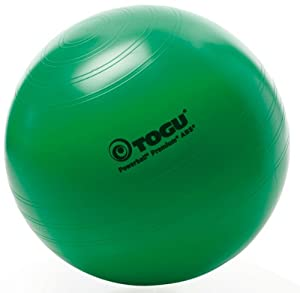 TOGU Gymnastikball Power Premium ABS 65 cm Grün
