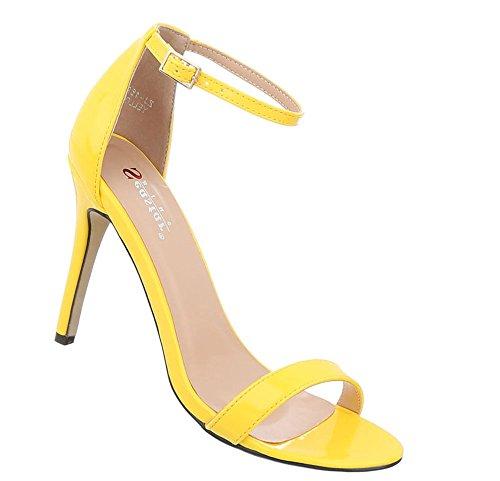 Schuhcity24 Damen-Schuhe Sandaletten IdwXrqDQ