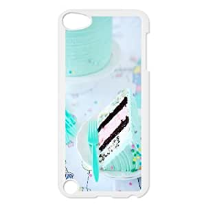 {Beautiful Cake Series} Ipod Touch 5 Case Birthday Medley Layer Cake, Case Doah - White