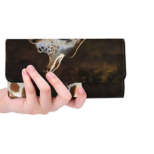 Great Wallets Wallet Clutch Work Dot Meow Giraffe Long Women's Trifold Silly Octopus Mother Custom Baby Gift And Women's q7pfBw4