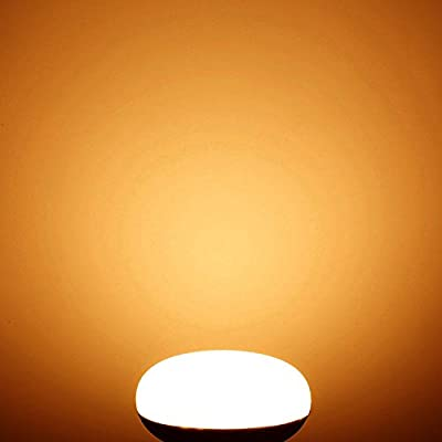BR20 Dimmable LED Bulb, 7W ( 65W Halogen light Equivalent ), R20 Wide Flood Light Bulb, 2700K Warm White 700lm, 120° Beam Angle, E26 Medium Screw Base, AC120 Volts