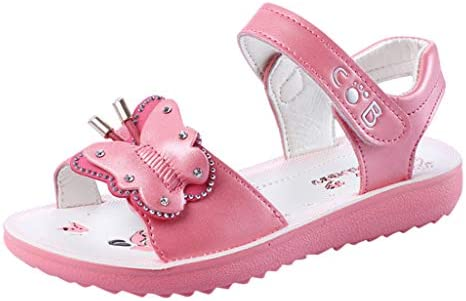 c7cb3788e1 Amazon.com: ❤️Chenout Summer Children Girls Bohemian Fashion ...