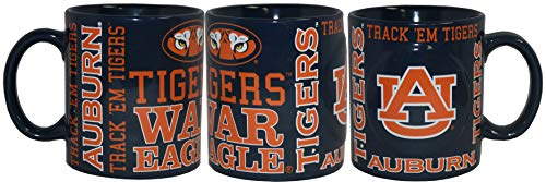 - Boelter NCAA Auburn Tigers 14oz Slogan Mug