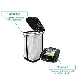 Stormate Collapsible Garbage Bag Holder – Thetford 36773
