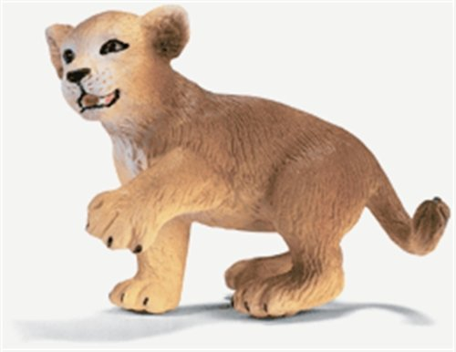 Price comparison product image Schleich Lion Cub Playing