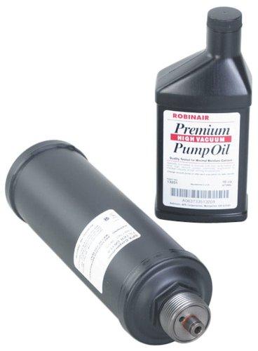 Maintenance Filter Series Kit Oil (Robinair 13172 Maintenance Kit)