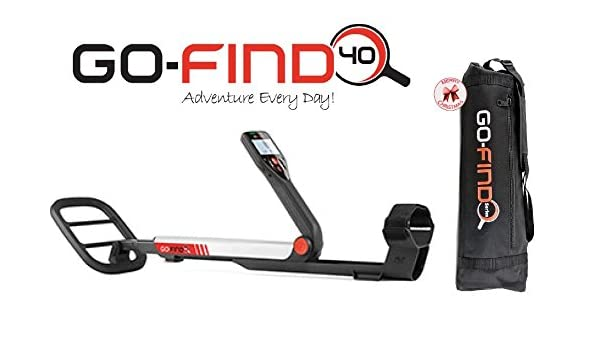 MINELAB go-find 40 New Bluetooth metal detector ...