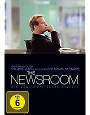 The Newsroom - Die komplette erste Staffel [Alemania] [DVD]