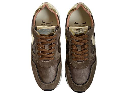 Sneakers N Power E In May Tessuto 36 Camoscio 8Zx6nq