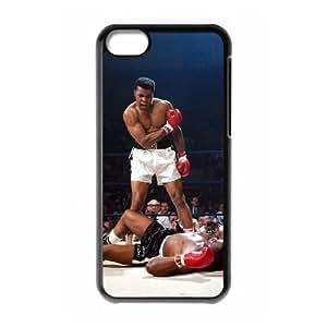 Ghjr iPhone 5c Cell Phone Case Black Muhammad Ali