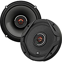 JBL GX602 360W 6.5 2-Way GX Series Coaxial Car Loudspeakers (Certified Refurbished)
