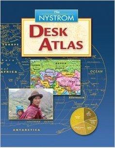 the nystrom desk atlas 2016 nystrom 9780782524802 amazon com books rh amazon com
