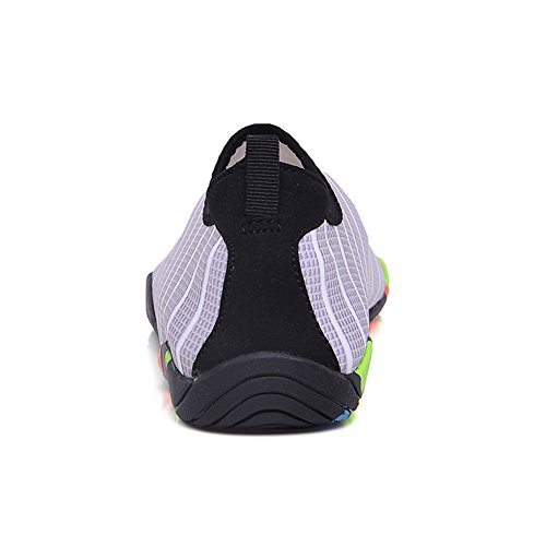 Anti D Park Shoes Boating Shoes Upstream Yoga Exing Comfortable Water Beach Lake Swim Lovers Treadmill Skid Swim Garden Rubber Yoga Shoes H0qwUAnqvR