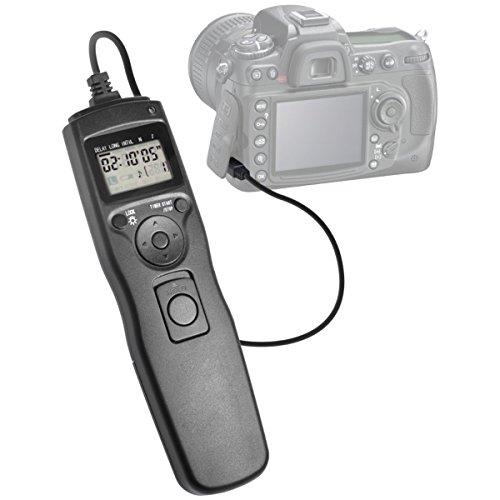 캐논 EOS EOS 70D 용 프로 디지털 카메라 리모콘, 엘리트 에지 인터 밸런스 : 다기능 타이머 제어 셔터 릴리즈 케이블 코드 LCD/PRO Digital Camera Remote Controller for Canon EOS EOS 70D, Elite Edge Intervalometer: Multi-Function Timer- Co...