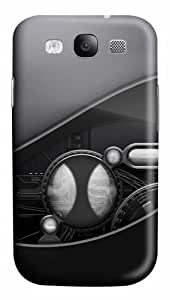 Dark tech Polycarbonate Hard Case Cover for Samsung Galaxy S3 / SIII / I9300