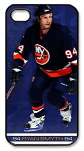 LZHCASE Personalized Protective Case for iphone 4 - NHL New York Islanders #94 Ryan Smyth