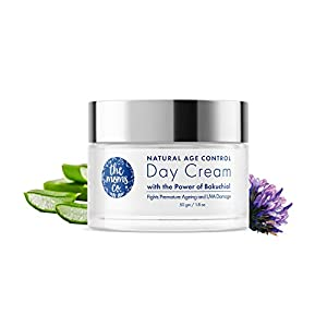 The Moms Co Natural Age Control Day Cream l Face Cream l Reduce Fine Lines, Wrinkles & Sun Protection l Anti Ageing with…