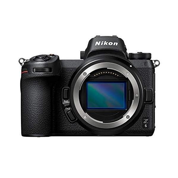 RetinaPix Nikon Z6 Mirrorless Camera Body with Mount Adapter FTZ