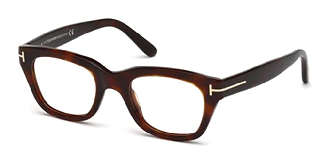 c12e5278364 Image Unavailable. Image not available for. Color  Eyeglasses Tom Ford TF  5178 FT5178 052 dark havana