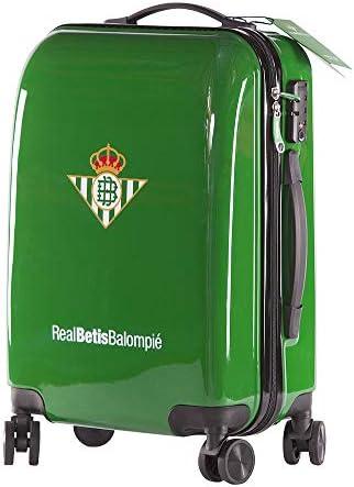 Real Betis Balompié - Pack de Viaje Maleta y Accesorios - Producto ...