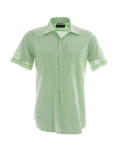 FRED PERRY camicia uomo slim fit