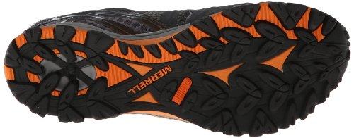 Grassbow Air Orange Dark Running Shoe Men's Merrell Trail Grey xpOZZ