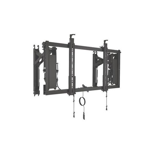 Chief LVSXU ConnexSys - Mounting kit ( wall mount ) for video wall - black - screen size: 42 inch - 80 inch - mounting interface: 200 x 100 mm, up to 700 x 400 mm