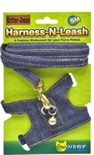 Ware ManufaCounturing SWM14008 Harness-N-Leash, Small
