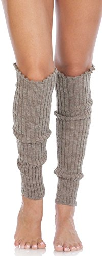 Foot Traffic, Cable Knit Legwarmers